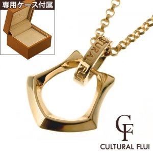 カルトラルフルイ(CULTURAL FLUI) ネックレス