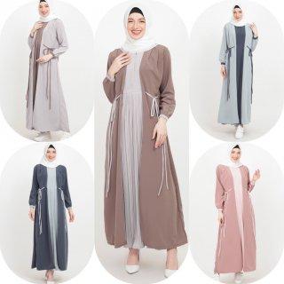 Le Najwa - Gamis Fashion Muslimah Larisa Dress