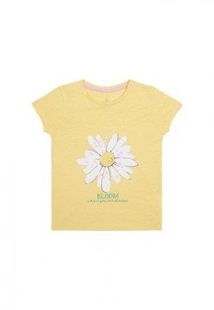 Mothercare Yellow Daisy T-Shirt