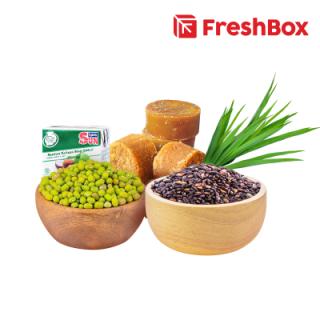 Paket Siap Masak Bubur Kacang Hijau FreshBox