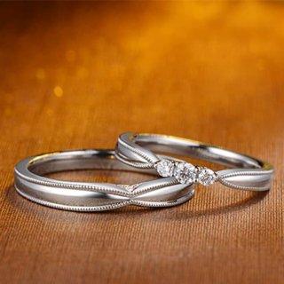 Tiaria The Peaceful Heart Cincin Couple