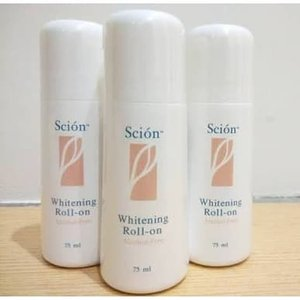 Nu Skin Sción Whitening Roll-on Deodorant Anti-Perspirant