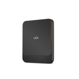 LaCie Portable SSD With USB-C USB 3.0 Thunderbolt 3