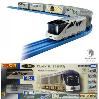 Takara Tomy Plarail Cruise Train Dx Series Train Suite