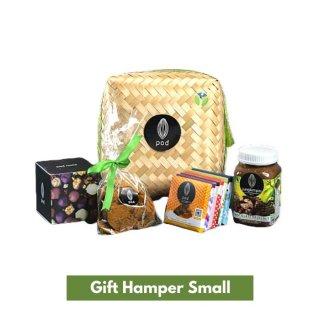 Pod Chocolate Gift Hamper Small - Cokelat