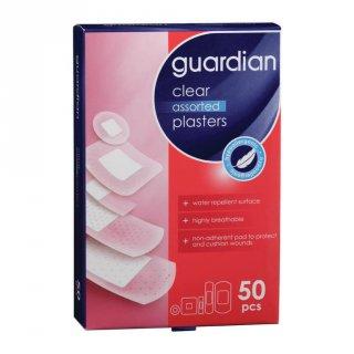 Guardian Plasters 50 pcs / Plester Luka P3K