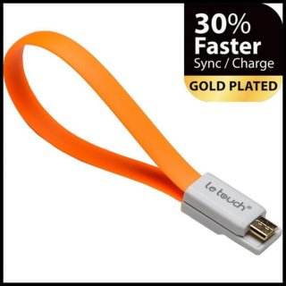 LeTouch Vogue S Micro S-Colorful Flat Cable with Magnet