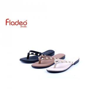 Fladeo M/D20/LDS236-2HI/Sandalfor Ladies Jepit Style