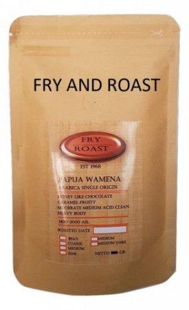 Fry & Roast - Kopi Arabika Papua Wamena 500 Gram Biji/Bubuk