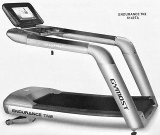 Treadmill Elektrik Gymost Endurance TN2