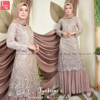 Gamis Tille / Puring Syahrini