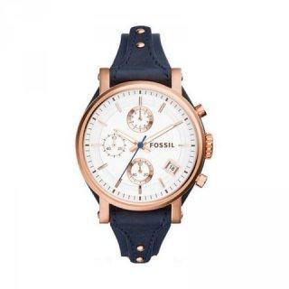 Fossil ES3838 Jam Tangan Wanita (Grizzly Watch)