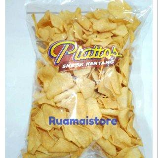 Piatos Snack Kentang Kiloan 250gram