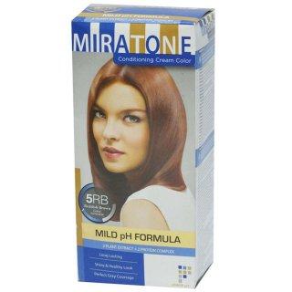 Miratone Conditioning Cream Color - Reddish Brown