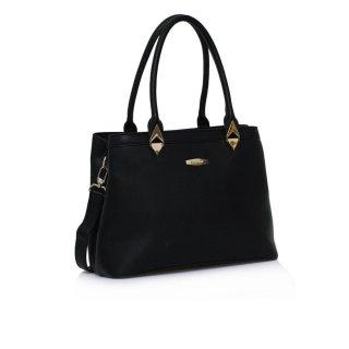 Tas Elizabeth Rilla Handbag Black