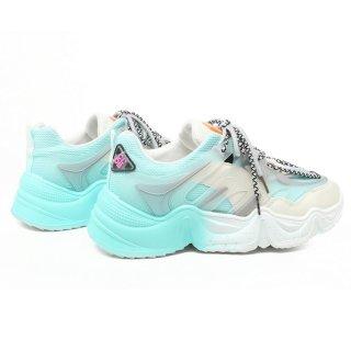 PVN Mujigae Sepatu Sneakers Wanita Sport Shoes