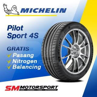 Michelin Pilot Sport 4S 235/40 R19
