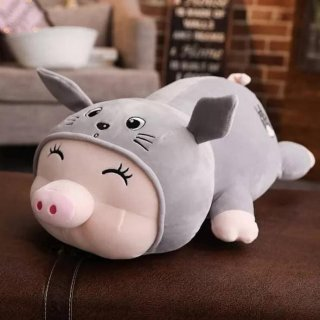 Boneka Totoro Piggy Lucu Boneka Babi Boneka Impor Disney Pokemon Lucu