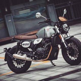 SM Sport Sm3 Motor Retro 400cc