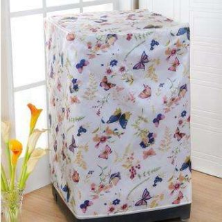 Cover Mesin Cuci Bukaan Atas Sarung Pembungkus Pelindung (Tipe A)