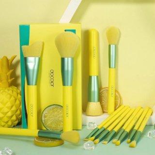 KKV - DOCOLOR Lemon Series Kuas Make Up