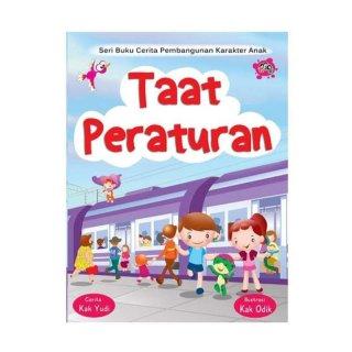 Happy Holy Kids Cerita Taat Peraturan