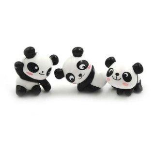 Figure Panda 1 Set Isi 8 Pcs