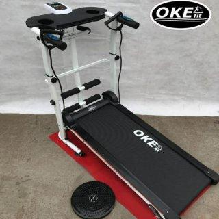 Okefit RL-008 Manual Treadmill