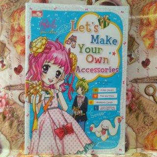 Komik Pendidikan Let's Make Your Own Accessories (Girls Generation)