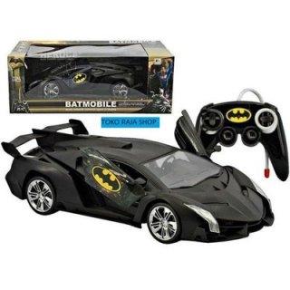 Mobil Remote Control Lamborghini Batman
