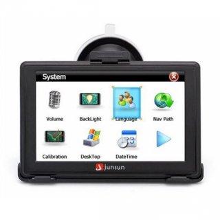 Junsun D100S 7 Inch Car 3D GPS Navigation
