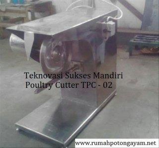 Mesin Pemotong Ayam Tipe TPC-02