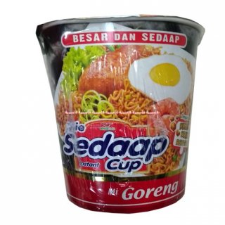 Mie Sedaap Instant Cup Mie Goreng