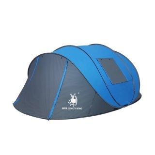 Hui Lingyang Throw pop up tent