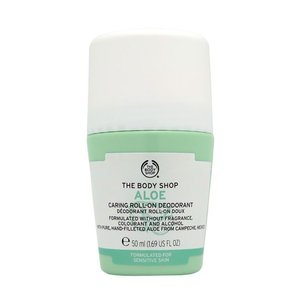 The Body Shop Aloe Caring Roll-On Deodorant