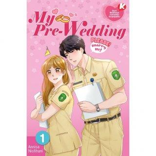 Koloni: My Pre-wedding