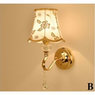 Modern Minimalist Wall Lamp / Lampu Dinding Kamar Tidur Minimalis