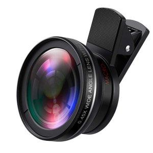 Amir Clip-on Camera Lenses