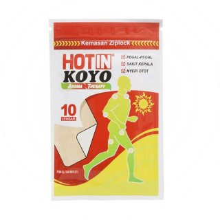HOT IN Koyo Aromatherapy