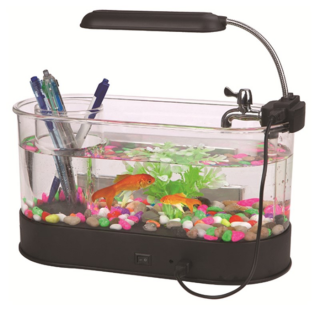 Desktop USB Aquarium Mini 2012-A