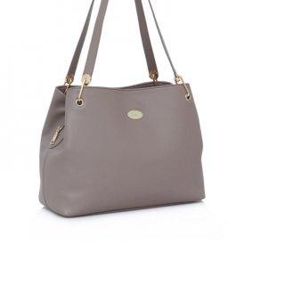 Elizabeth Bag Odila Tote Bag Grey