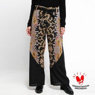 Gesyal Wanita Celana Kulot Batik Variasi Bawah