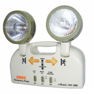 CMOS BW-262 LED Lampu Emergency with Indicator Exit