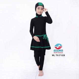 Baju Renang Anak Muslimah Edora