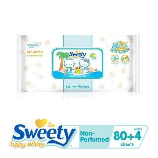 Sweety Natural Care Tisu Basah