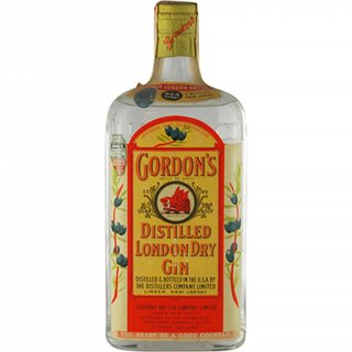 Gordon London Dry Gin