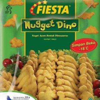 Fiesta Nugget Dino