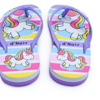 Sandal Anak Dnoir Teplek / Flat Poni