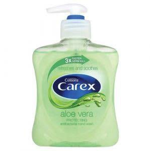 Cussons Carex Aloe Vera Hand Wash