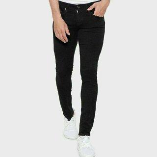 Mr.akrom Stretch Skinny Celana Jeans Pria